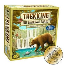 Trekking The National Parks: The Family Board Game (Second Edition) - $72.17