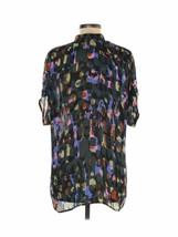 Cabi Women's Sabine Watercolor Multicolored Tunic Blouse Size Medium Sty... - $40.49