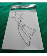 Reusable sticky Stencils for Spray Snow - Christmas Scenes - Holiday 4pc... - $10.00