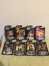 New Hot Wheels 2014 Star Wars Complete Set Of 8 Cars - $29.69