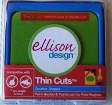 Ellison Design / Sizzix Thin Cut Die Creative Shapes - $9.87