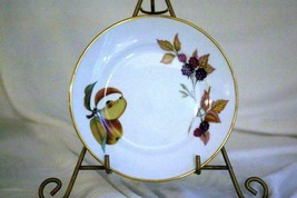 "Royal Worcester 2015 Evesham Gold Bread Plate 6 5/8"" - $5.03"