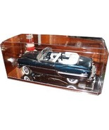 Nascar unsigned 1:18+ Crystal Clear Display Case with Mirror-like Base - $18.95