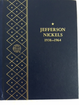 Jefferson Nickel Collection 1938 - 1964 - $179.00
