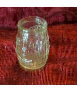 Jim Beam 200th Anniversary Shot Jigger Glass - $9.95