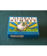 Global Summit: The Peace Game Borderland Games 1988 VGC - $15.00