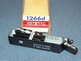 ASTATIC 1266D PHONOGRAPH CARTRIDGE for Electro-Voice EV 5508D V-M Phonola Sears image 1