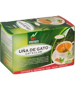 """Cat's Claw Tea - 25 Teabags -    """"Uña de Gato"""" for Joints - Anti Inflamm... - $14.99"""