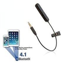 Apple iPhone 7/8/X/XS/XR 3.5mm Headphone Bluetooth Adapter Wireless Conv... - $25.99
