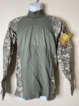 NWT Massif Men Size M Camo ACS Army Combat Shirt Team Soldier Cotton Blend - $29.93