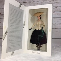 Christian Dior Paris Barbie Doll 1997 New in box, mint condition  - $135.36