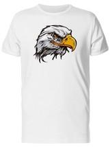Bald Eagle Mascot Cartoon Men's Tee -Image by Shutterstock - $12.86+