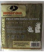 Mossy Oak Field Dressing Shoulder Length Gloves, 2 Pack, MO-FDG-OR - $12.73