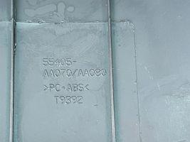 04-08 Toyota Solara OEM Black Center Dash Top Trim Bezel Air Vents image 9