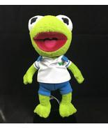 Disney Store Exclusive Muppet Babies Kermit 12 inch Plush Disney Junior - $15.85