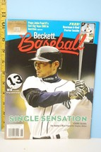 June 2005 Beckett Baseball Price Guide with Bowman Alex Rodriguez Poster - $18.80