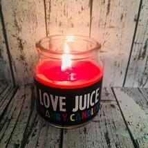 Wanky Candle: Love Juice, Rude Fun Gift, Christmas Secret Santa Present #NL - $11.23