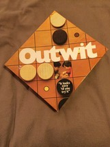 Vintage Outwit Board Game!!! - $12.99