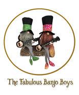 """The Fabulous Banjo Boys"" PDF Digital E-Pattern Download By Norma Inkster - $10.00"
