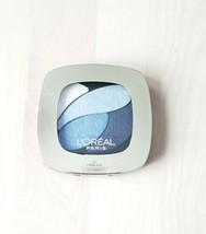 L'Oreal Paris Colour Riche Eyeshadow, Eternal Blue #280   - $9.21