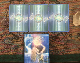 3 card Reading from The Energy Oracle ( this is for a personal reading o... - $20.00