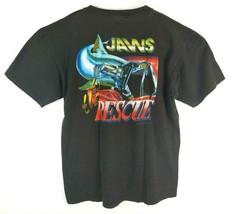 VTG Jaws Of Life Men's Mechanical Shark Hurst Rescue Systems T-shirt Siz... - $99.00