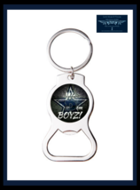 DALLAS COWBOYS WE DEM BOYZ CUSTOM METAL BOTTLE OPENER KEY RING KEYCHAIN ... - $9.85