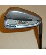 Ping Golf S57 Black Dot 7 IRON Right RH Steel Dynamic Gold S300 STIFF - $16.83