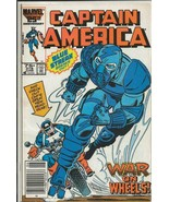 Captain America #318 ORIGINAL Vintage 1986 Marvel Comics Death of Death ... - $19.79