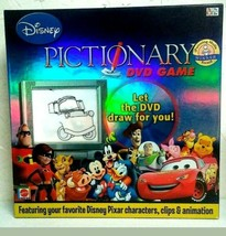 ✨ DIsney's PICTIONARY DVD Game  -  EXCELLENT Condition  100% Complete - ... - $10.88