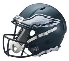 Philadelphia Eagles Deluxe Replica Speed Helmet**Free Shipping** - $129.00