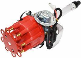 Chevy GM SBC R2R Small Distributor 283 305 327 350 383 400 8mm Spark Plug Wire image 3