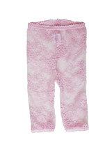 LACY LEGGINGS – Pink by Baby Bella Maya Size 12-18 Months - $10.29