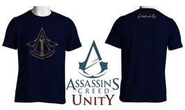 Assassins Creed Unity Phantom T-Shirt size L Extremely Rare - $18.80