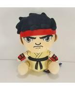 Ryu Stubbins Plush Capcom Licensed Plush Stuffed Street Fighter Series 7... - $13.36