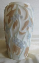 Vintage PHOENIX CONSOLIDATED 'BITTERSWEET' VASE - 9.5 in. Tall -Exc. Con... - $34.99