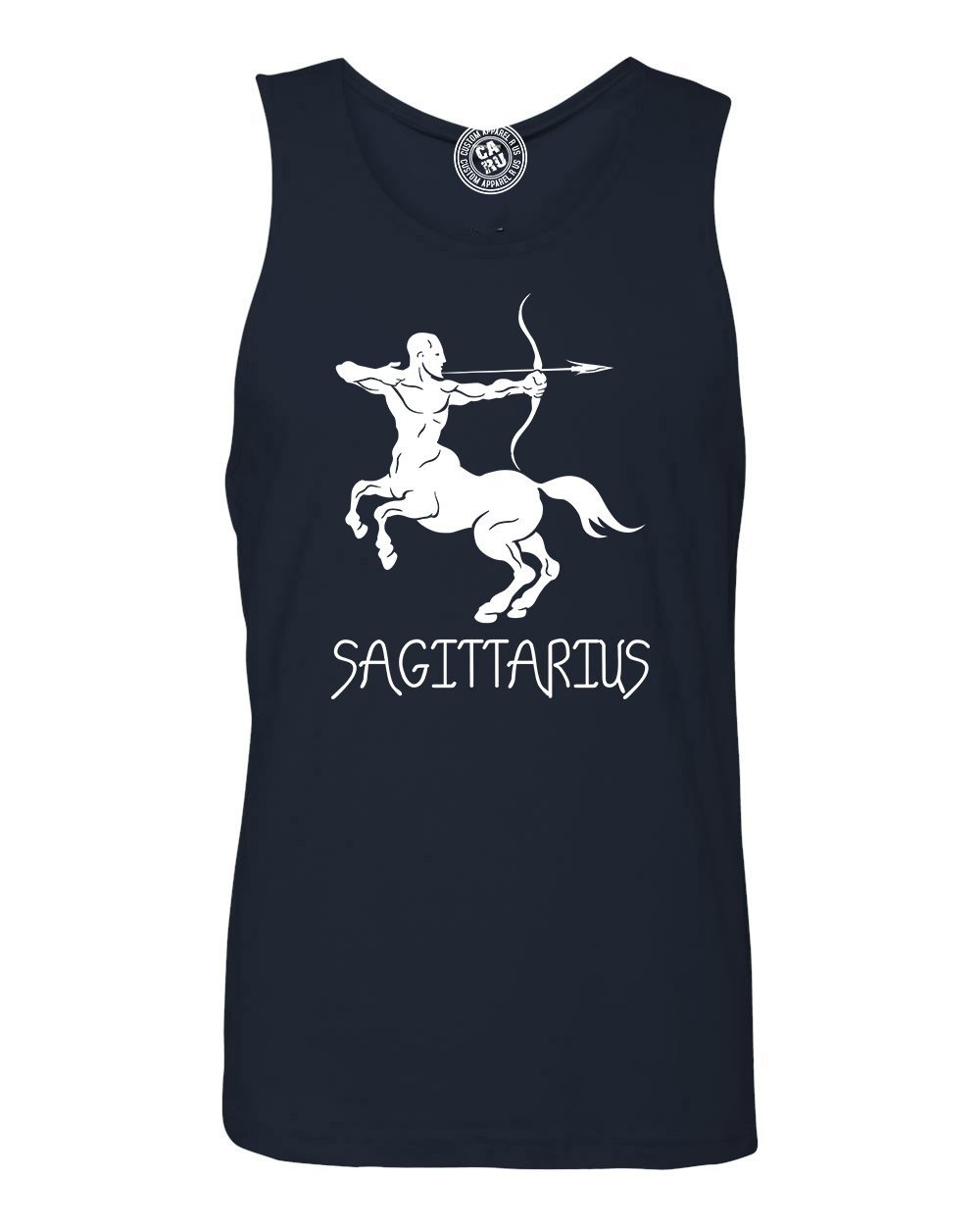 Sagittarius Zodiac Signs Birthday Mens Tank Top T-Shirt