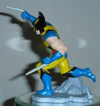 Wolverine Jumbo Pvc Figure Applause Rare - $14.95