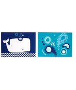 Happy Chic Baby Jonathan Adler Party Whale Canv... - $33.74