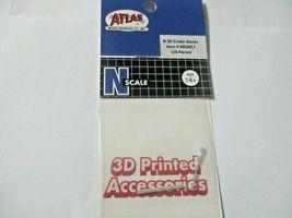 Atlas # 4002017 Cinder Blocks 10 Pieces 3D Printed Accessories N-Scale image 3