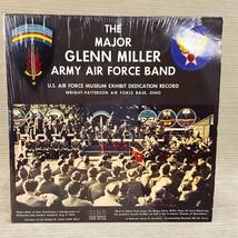 USAF Major Glenn Miller Army Air Force Band 1976 Museum Dedication Recor... - $18.60