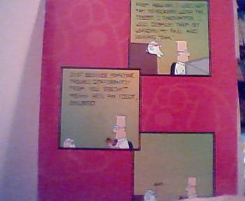 Dilbert Cartoon Poster Book