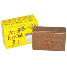 All Terrain Poison Ivy Oak Bar Soap - 4 Oz 4 Pack - $25.12