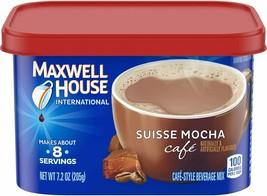 Maxwell House International Suisse Mocha Cafe 7.2 oz - $10.40