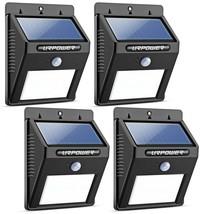 LED Solar Lights Wireless Waterproof Motion Sensor Outdoor light for Yar... - $40.58