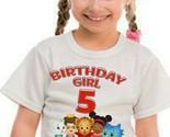 Daniel Tiger Neighborhood Birthday Shirt Matching Family Tshirt Party T-shirt - ₹907.56 INR