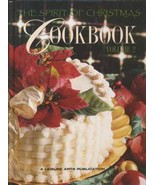 Spirit of Christmas Cookbook Volume 2 - $11.89