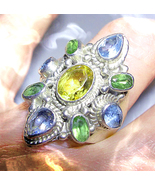 CASSIA4 HAUNTED RING 7,000X LUMINOUS ASCENSION HIGH MAGICK MYSTICAL TRE... - $128,007.77