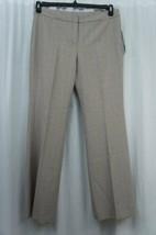 Nine West Suit Separates Dress Pants Sz 10 Beige Multi Art Deco Modern F... - $39.53