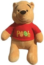 """Disney Winnie The Pooh 14"""" Easter Spring Pooh with Easter Eggs Soft Plus... - $20.39"""
